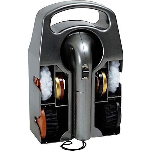 La Chaise Longue 27-806 - Cerradura para zapatos (2 velocidades, incluye caja de pared, 4 cepillos 2 cerrajes, 25 x 16 x 10,5 cm)