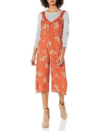 Somedays Lovin Damen Jumpsuit mit Blumenmuster - Mehrfarbig - Klein
