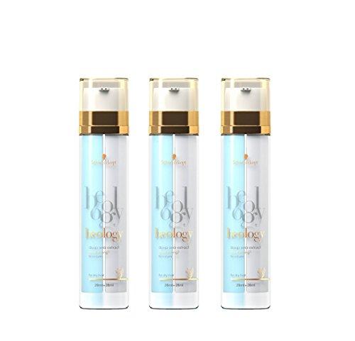 Beology Bi-Serum Moisturizing Haar-Serum, feuchtigkeitsspendend, 56 ml, 3 Stück