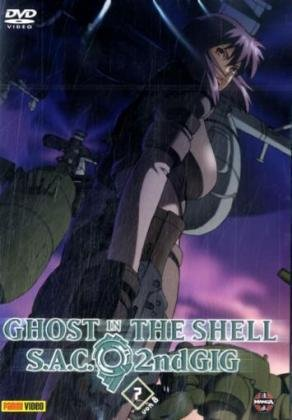 Ghost in the Shell - Stand Alone Complex 2nd Gig Vol. 7