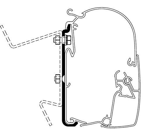 Thule Adapter VW Westfalia