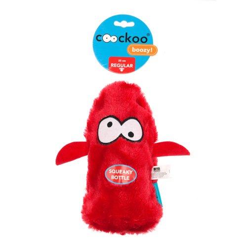 COOCKOO Hundespielzeug Boozy, red