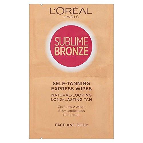 L'Oréal Paris Sublime Auto- Bronzage En Bronze...