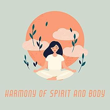 Harmony of Spirit and Body – Mindfulness Meditation Music Background