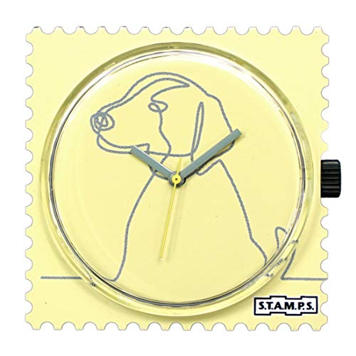 S.T.A.M.P.S. Stamps 105771 Uhr Zifferblatt Lovely Dog