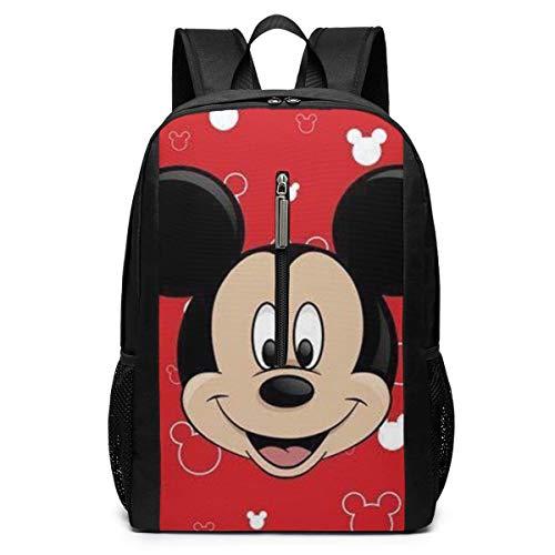 Backpack 17 Inch, Mickey Large Laptop Bag Travel Hiking Daypack for Men Women School Work