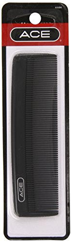 Ace Classic Bobby Pocket and Purse Hair Comb 5 Inches 1 Count