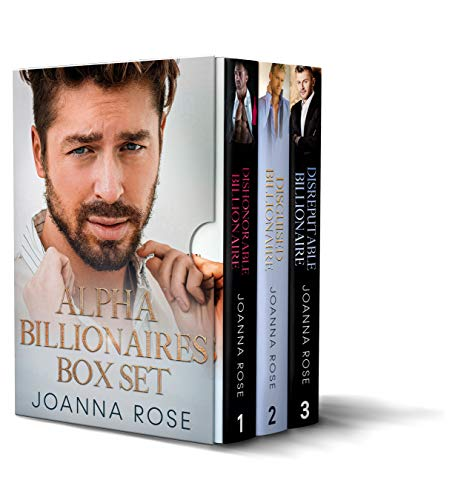 Alpha Billionaires: Box Set (Books 1-3) (English Edition)
