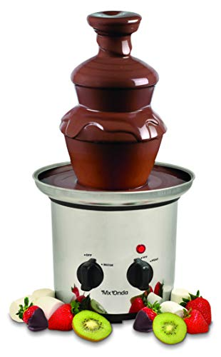 Mx Onda MX-FC2770 Fontaine à chocolat Noir