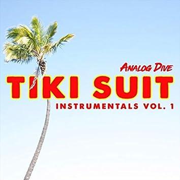 Tiki Suit Instrumentals, Vol. 1
