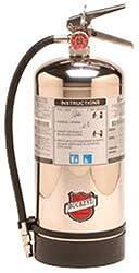 professional Buckeye 50006, Class K, Wet Chemical Handheld Fire Extinguisher, Wall Hook, 1.59 Gallon Medium …