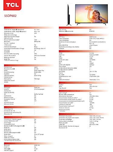 TCL 55DP602 - 8