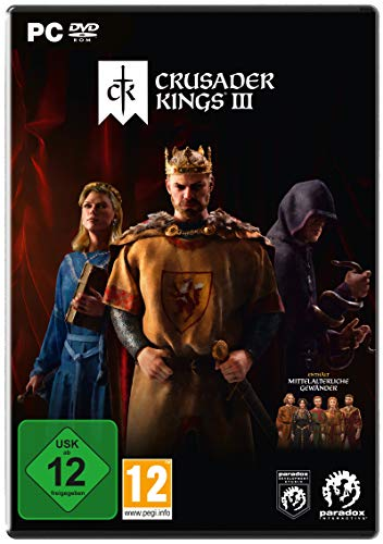 Crusader Kings III (PC) (64-Bit)