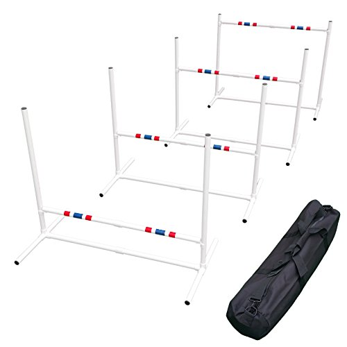 Affordable Agility Travel Jump Set (4 Jumps and...