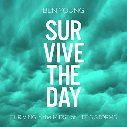 Survive the Day audiobook cover art