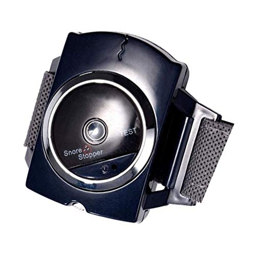 GJXJY Anti Schnarch Armband Intelligentes Infrarot Anti-Schnarchen Sleep Connection Schnarchstopper Schnarchschalldämpfer Reduzieren Sie Das Schlafhilfe für Eine Einfache Atmung