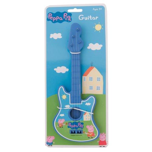 Guitare de Cochon de Peppa (Bleue)
