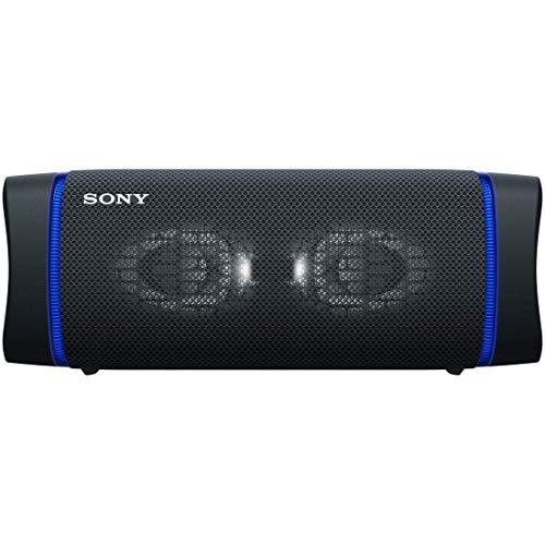 ソニー ワイヤレスポータブルスピーカー SRS-XB33 : 防水/防塵/防錆/Bluetooth/…