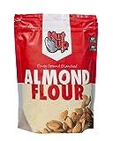 Nut Up Finely Ground Blanched Almond Flour, Gluten-Free Baking Alternative – Vegan, Non-GMO, No...