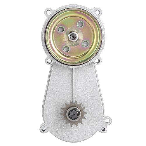 Qiilu Kupplungsgetriebe, 14 Zähne Kupplungsgetriebe Trommel Fit für 47ccm 49ccm Mini Pocket Bike ATV Quad M TM01