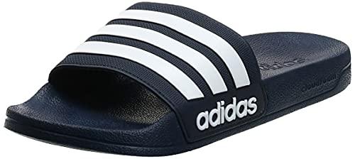 adidas Adilette Shower, Chanclas para Hombre, Azul (Collegiate Navy/Footwear White/Collegiate Navy 0), 39 EU