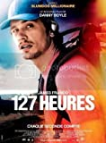 127 Hours - James Franco - French – Wall Poster Print –