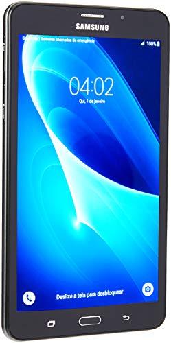 Tablet, Samsung Galaxy Tab A, 8GB, 7.0', Preto