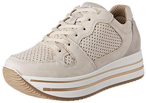 IGI&CO Scarpa Donna DKY 51656, Sneaker Bambina, Beige (Panna 5165622), 35 EU