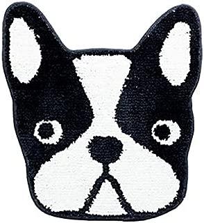 Cute Animal Shaped Area Rugs (Dog/Boston Terrier)
