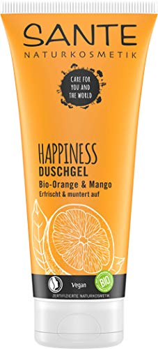 5. Sante Natural  Gel de Ducha