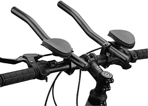ACECYCLE Bicycle Rest Handlebar Split Type Adjustable high Density EVA Cushion aero Bars Armrest product image