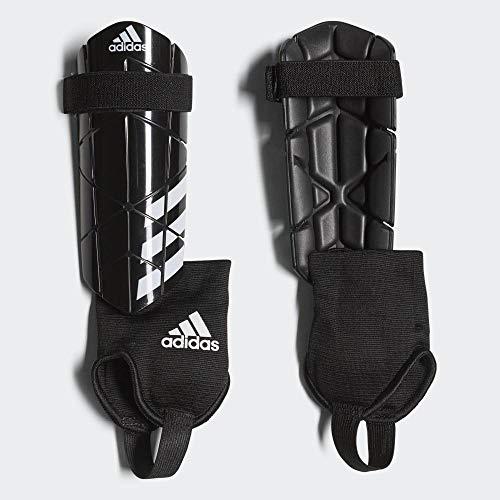 adidas Jungen Ever Reflex Schienbeinschoner für Fußball, Black/White, L