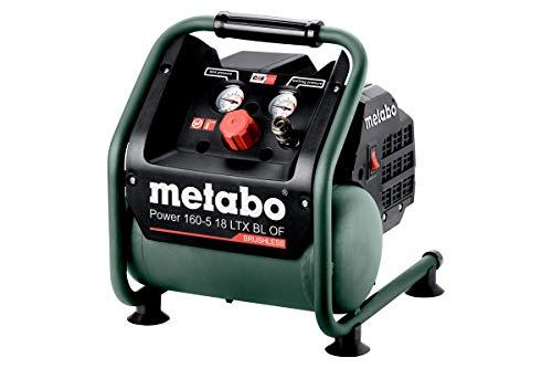 Metabo 601521850 Compresor, 18 V, Negro, Size