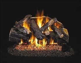 Standard Charred Majestic Oak Gas Logs - 24 Inch