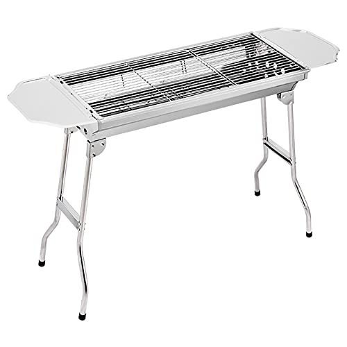 FLAMY Camping Grill,Edelstahl...