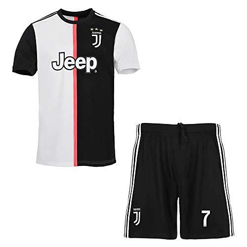 Personalisierte Fußball Trikot Kit Set 19-20 Saison (zu Hause und auswärts) Club Team T-Shirt Shorts Socken Kinder Erwachsene Anpassbarer Name und Nummer