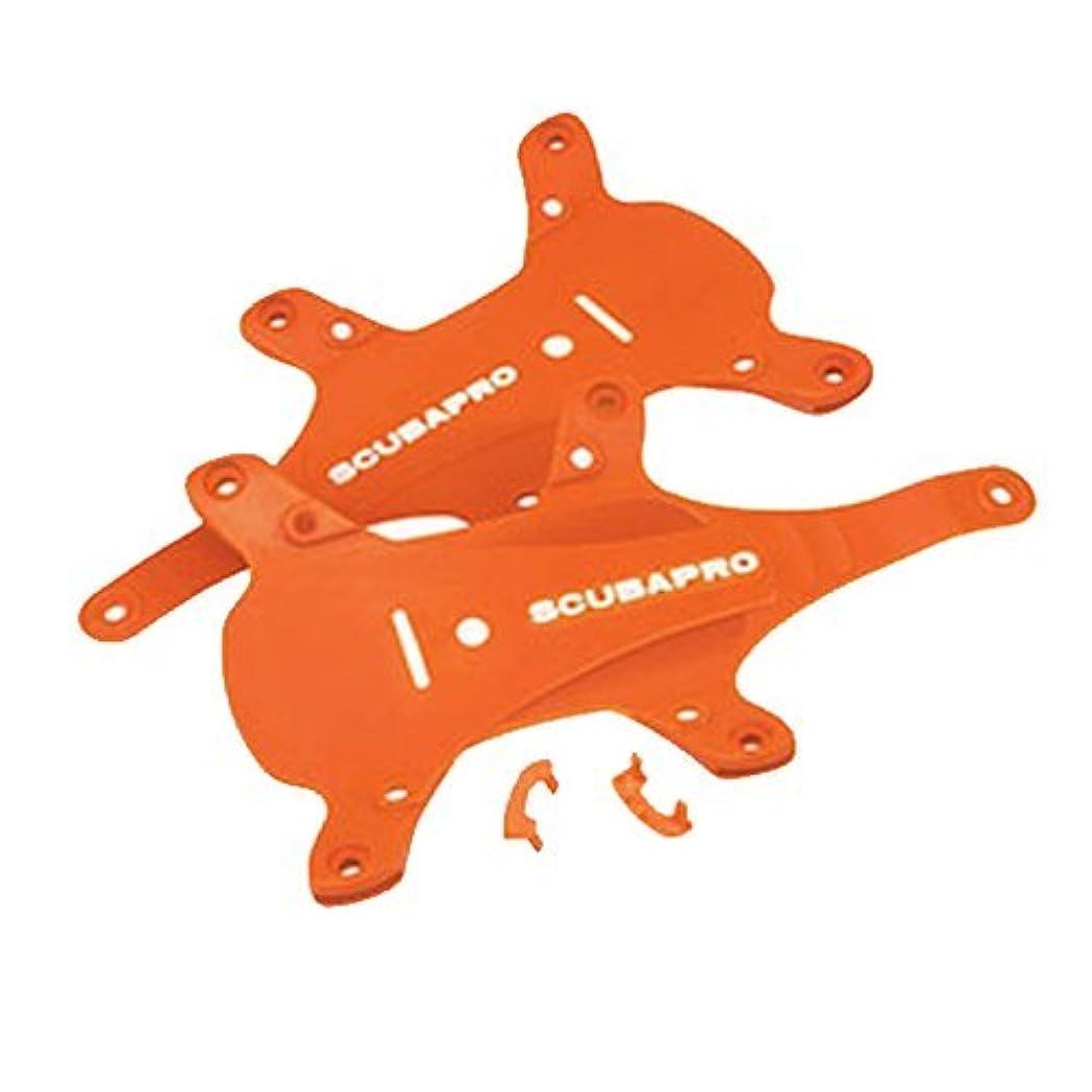 落ち着いた箱包帯Scubapro Hydros BC color kits (Orange) [並行輸入品]