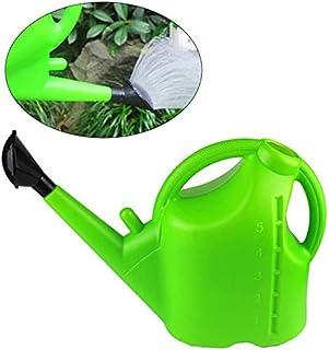 البلاستيك يمكن سقي الفم الطويل أداة سقي وعاء سعة كبيرة زجاجة المياه البستنة الأسرة شرفة حديقة المنزل انفصال 5L