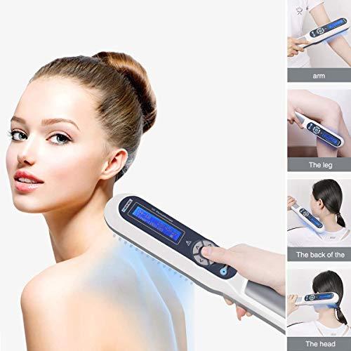 Lámpara de fototerapia Hand-UV con la sincronización Digital y un Dispositivo de Cristal líquido de la Terapia de luz para la Terapia física de Enfermedades de la Piel