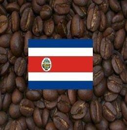 SABOREATE Y CAFE THE FLAVOUR SHOP Café en grano Tarrazu-Costa Rica Tueste Natural 100% Arábica de las variedades Caturra y Catuaí 1Kg