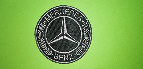 Ecusson-Patches Aufnäher, Toppa,Mercedes Benz Stern,zum Aufbügeln
