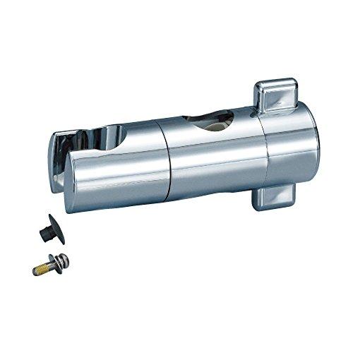 LIXIL(リクシル) INAX スライドバー用シャワーフック部 メッキ A-3682/NC 径24mmスライドバー用