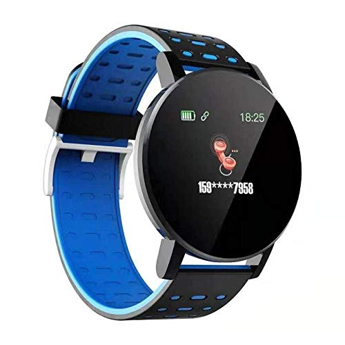 NUNGBE Reloj Inteligente, Pulsera Impermeable IP67, Reloj, Pulsera Inteligente de frecuencia cardíaca, Correa de Reloj Deportivo, Pulsera Inteligente para Android iOS-as_The_picture3