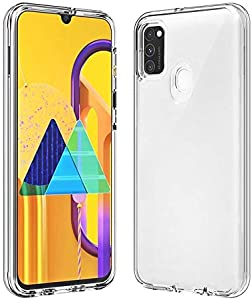 Back cover For for Samsung Galaxy m31 clear