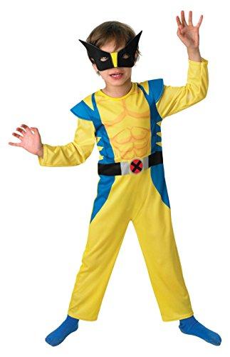 Classic Wolverine Kostüm - KINDER - klein