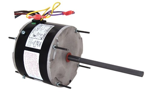 A.O. Smith ORM5458 1/3-1/6 HP, 1075 RPM, 208-230 volts, 2 Amps, 48Y Frame, Sleeve Bearing Condenser Motor