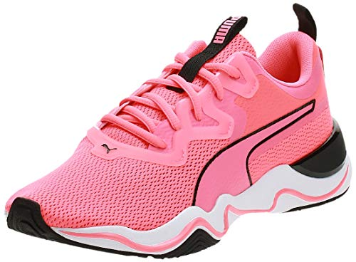PUMA Zone XT Wns, Zapatillas Deportivas para Interior Mujer, Rosa (Ignite Pink White), 39 EU