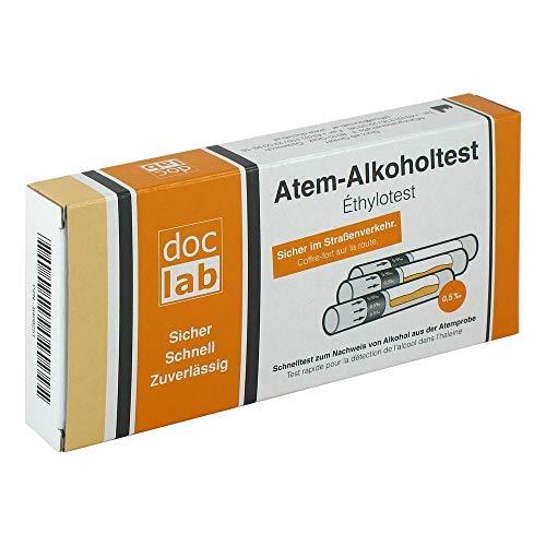ALKOHOLTEST Atem 0,5 348 3 St Teststreifen