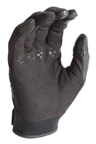 HWI Gear Cut-Resistant Touchscreen Gloves, Medium, Black