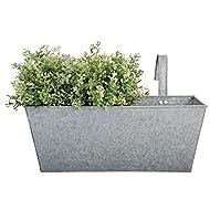 Esschert Design 24 2cm Balcony Flowerpot